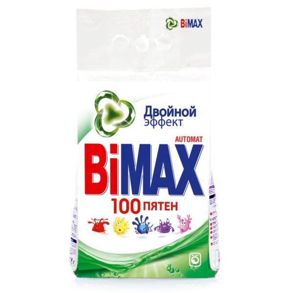 Стиральный порошок «Бимакс 100 пятен»