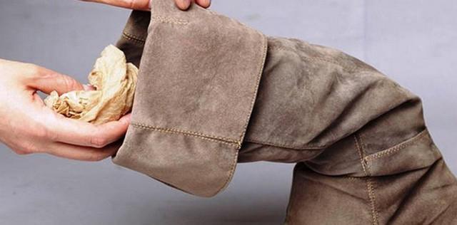 своими руками для сушки обуви мешочки