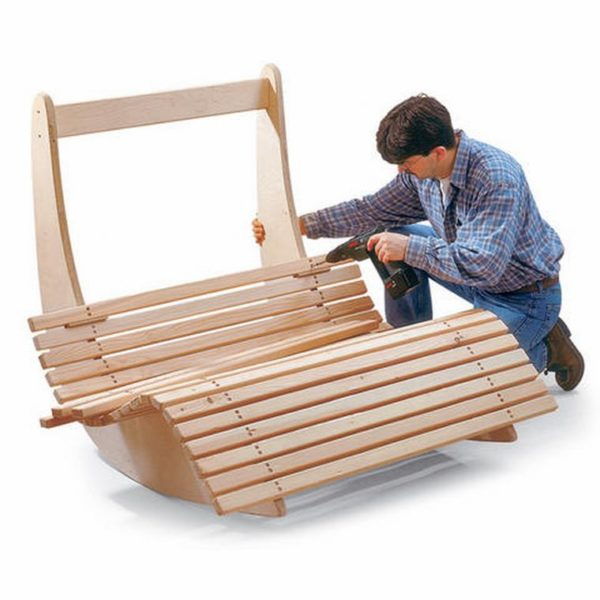 Кресло ванька-встанька