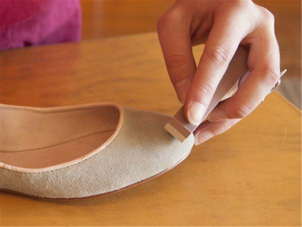 Чистка замши в домашних условиях обувь