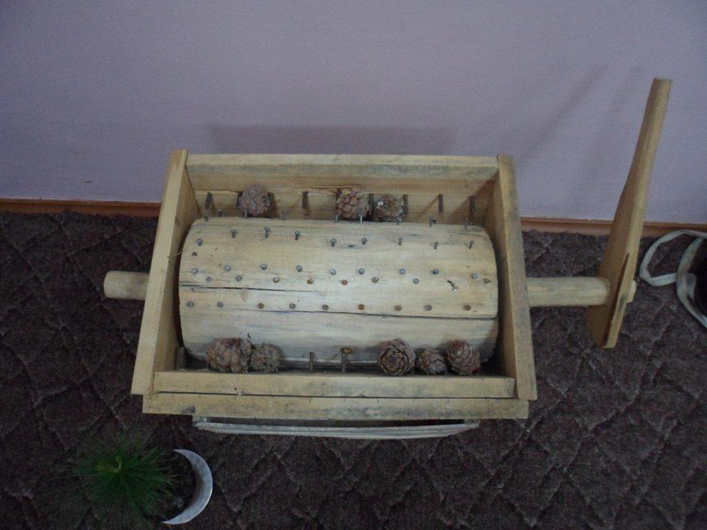 Веялка для кедровых орех своими руками фото 965