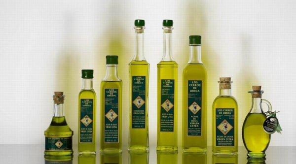 Испанское оливковое масло