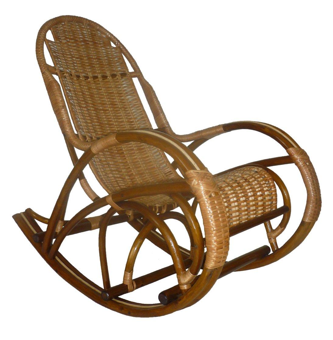 Металлическая кресло качалка своими руками