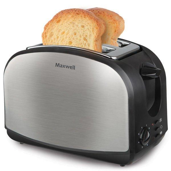 Классический тостер Maxwell MW-1502 ST