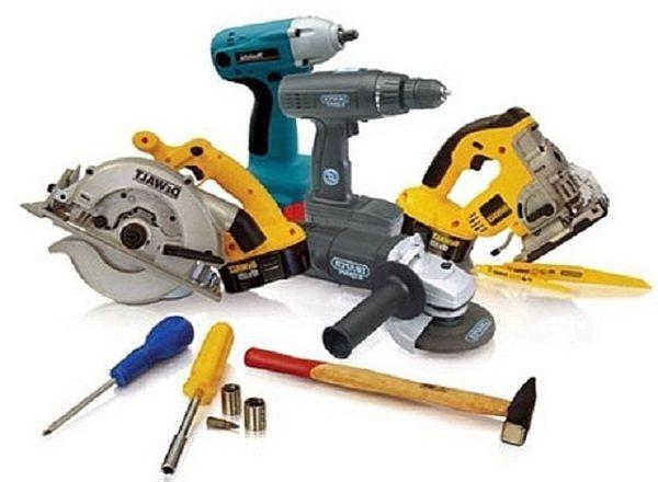 Набор инструментов для самостоятельного изготовления мебели