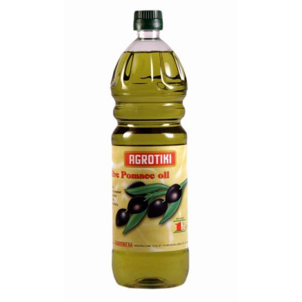 Оливковое масло второго отжима