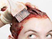 Пятна от краски для волос на коже