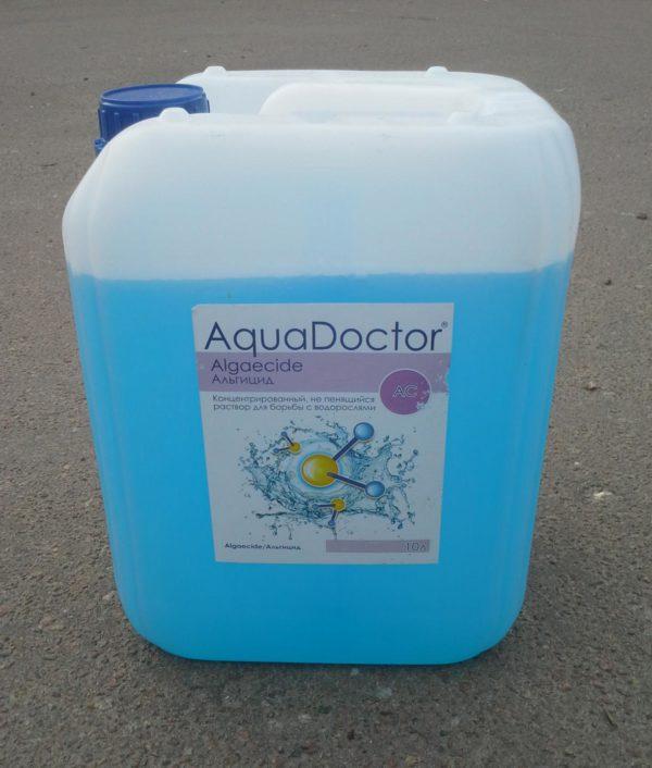 Средства для очистки воды