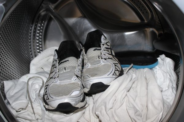 Сушка кроссовок в стиральной машине