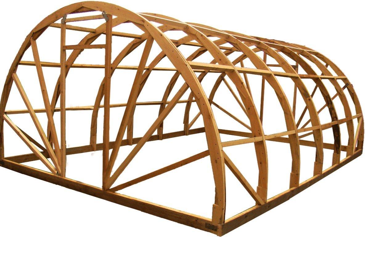 Как сделать деревянную дугу своими руками
