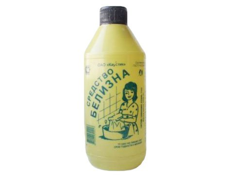 Бутылка Белизны