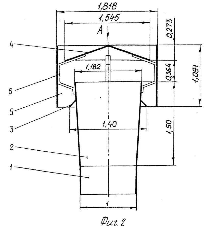 Дефлектор н-образный на дымоход своими руками чертежи 24
