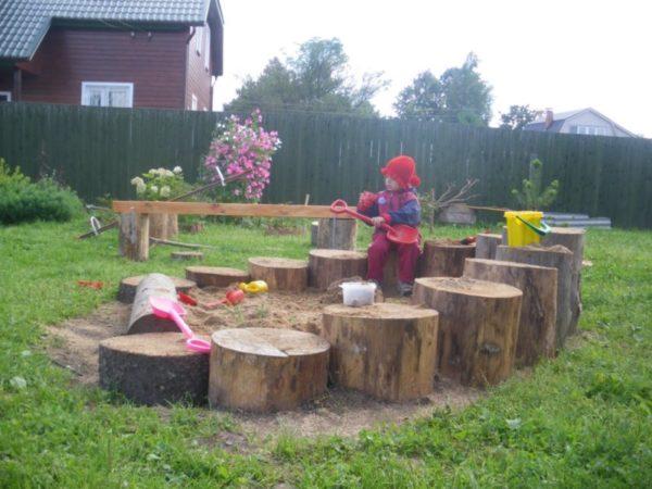 Что сделать для детской площадки своими руками фото фото 159