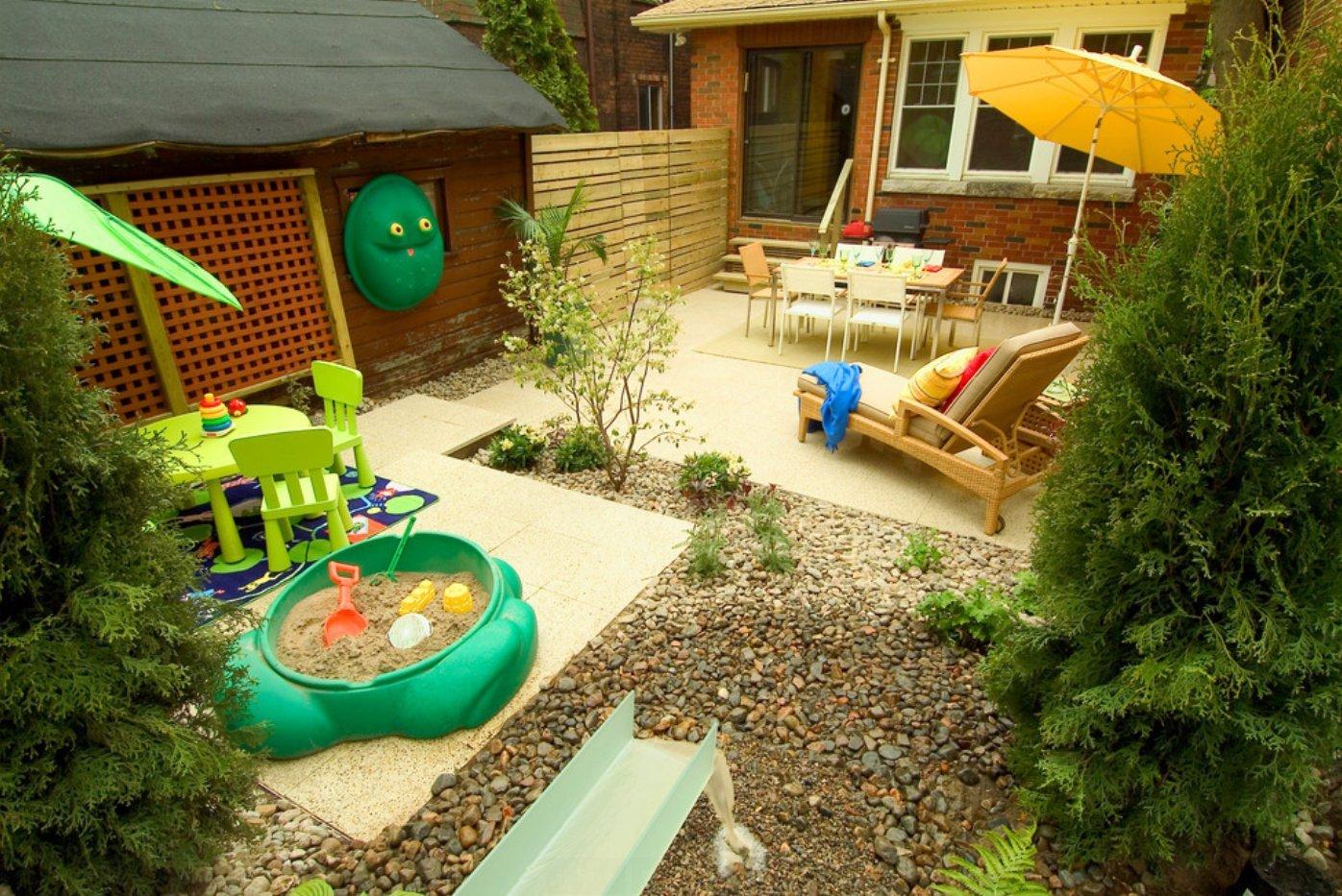 Фото поделки для детской площадки своими руками из подручных материалов фото