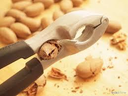 Как колоть орех пекан