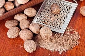 Как натереть мускатный орех