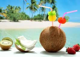 Как пить кокосовое молоко