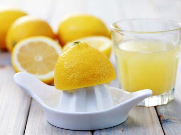 Лимон и лимонный сок