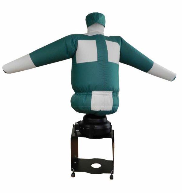 Гладильный робот-пароманекен
