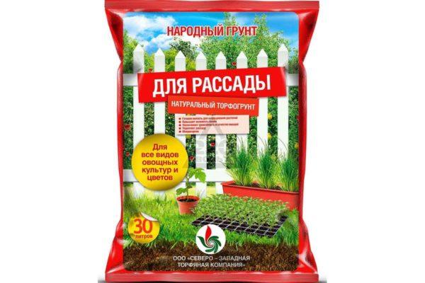 Подходящий грунт для проращивания семян картофеля