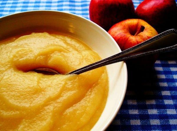 Пюре из яблок для рецепта желе
