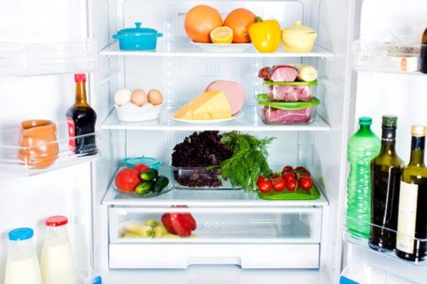 Разморозка в холодильнике