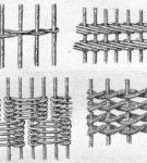 Схемы декоративного плетения