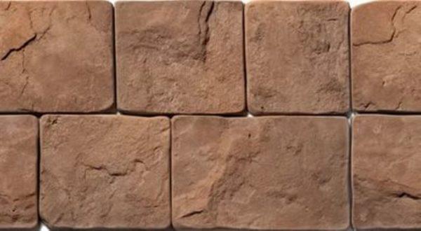 Пример терракотовой плитки