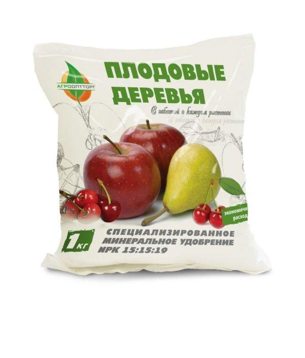 Удобрения для вишни