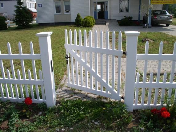 Забор — штакетник