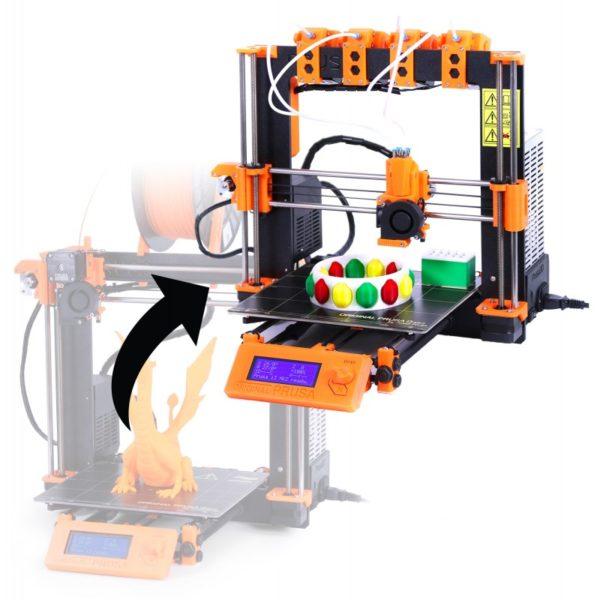 3D-принтер №1 в 2017 году Original Prusa i3 mk2