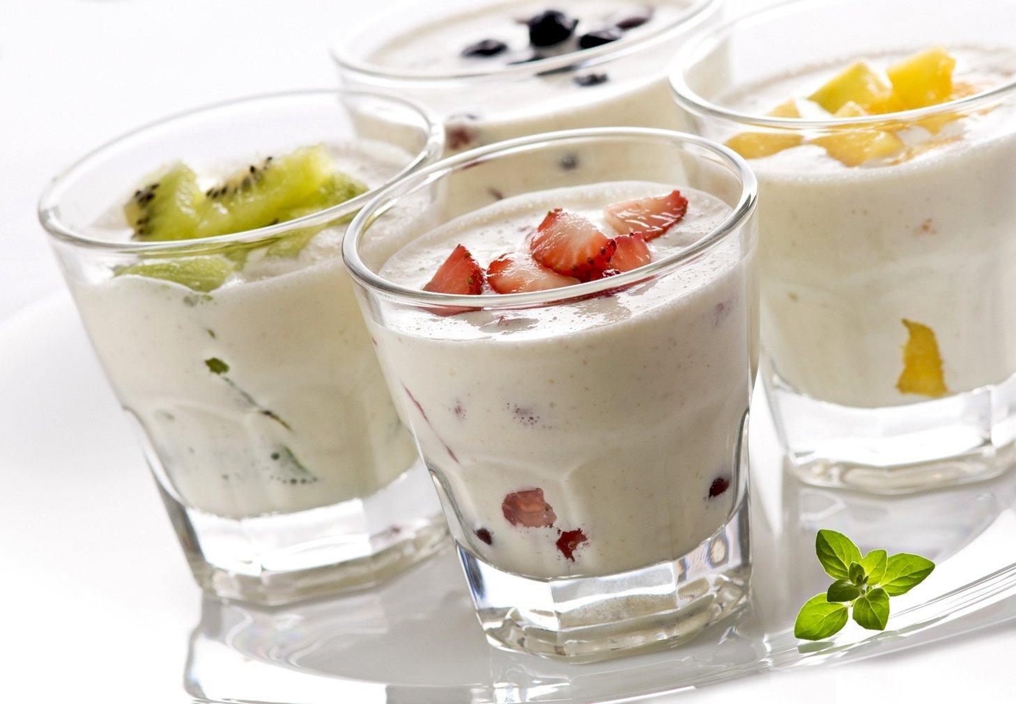 Как приготовить греческий йогурт в домашних условиях