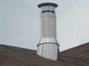 дымоход стальная труба