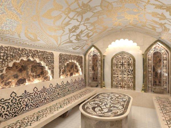 Хамам — турецкая баня