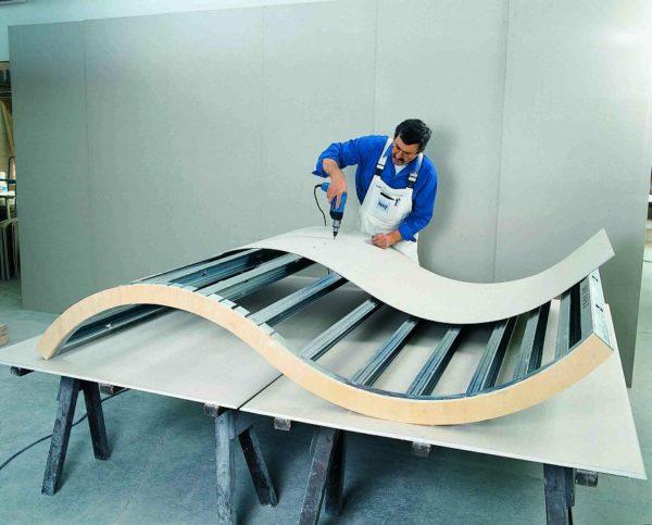 Изготовление лежака анатомической формы