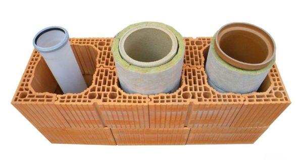 Керамические трубы