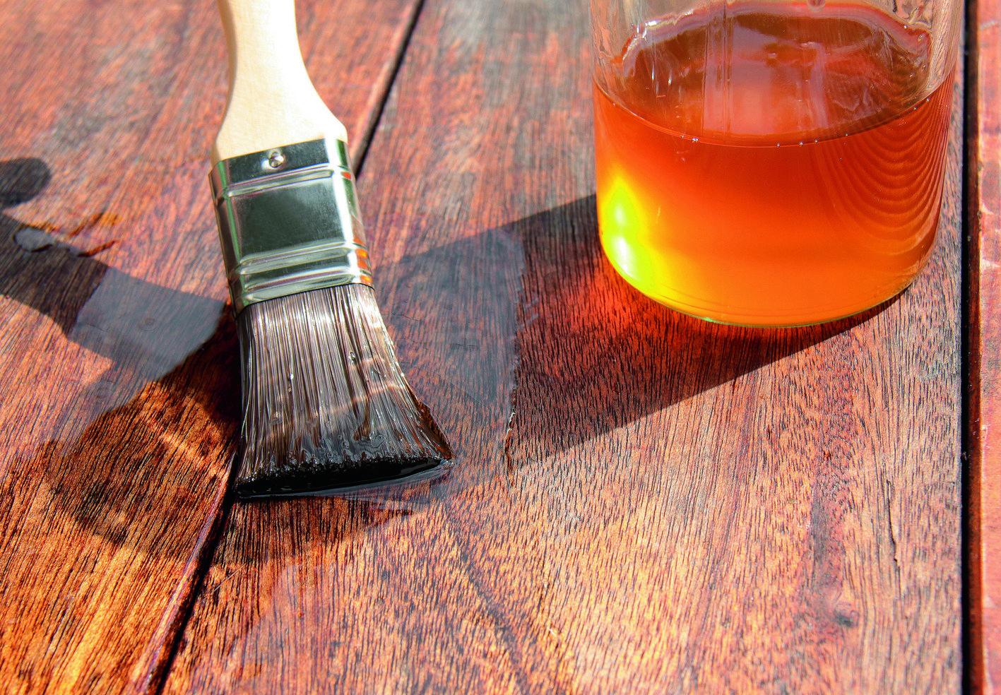 Пропитка своими руками для древесины