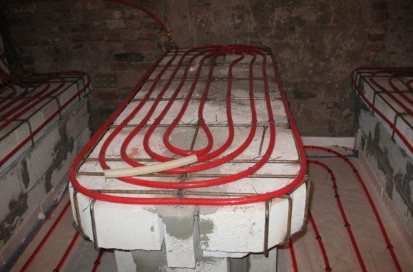 Система водяного нагрева