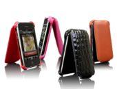 Смартфоны в чехлах
