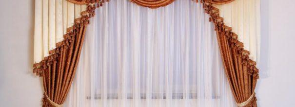 Стираем шторы в домашних условиях