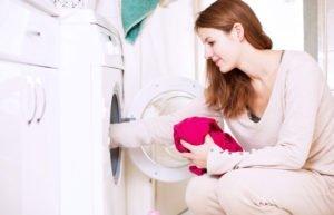 стиральная машина и запах