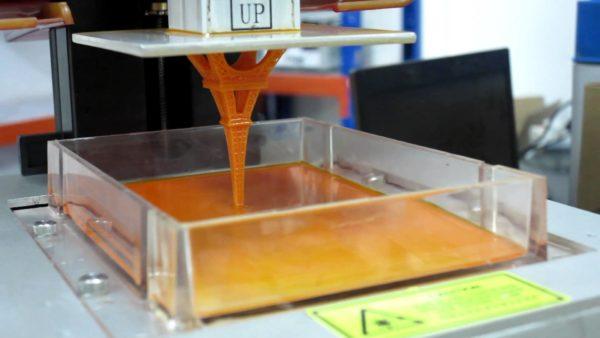 Технология SLA в 3D печати