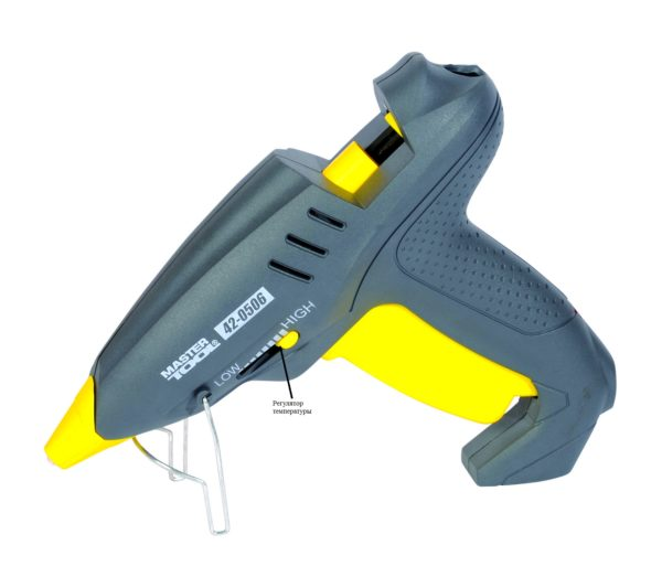 Термоклеевой пистолет с регулятором