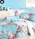 Ситцевое постельное бельё