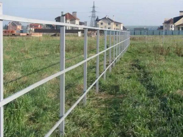 Как сделать забор из шифера своими руками поэтапно 67