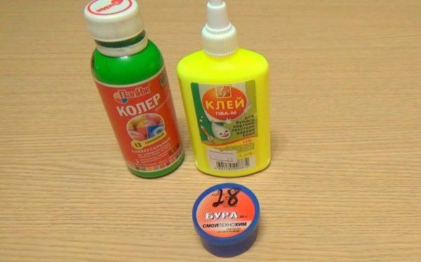 Как сделать клей пва своими руками в домашних условиях
