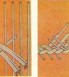 Плетение Косичка