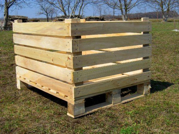Ящик для посадки картофеля