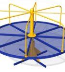 «Вращающаяся платформа» с поручнями