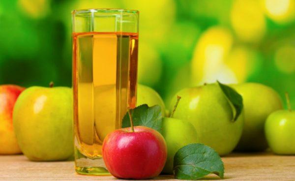 Яблоки и сок из них